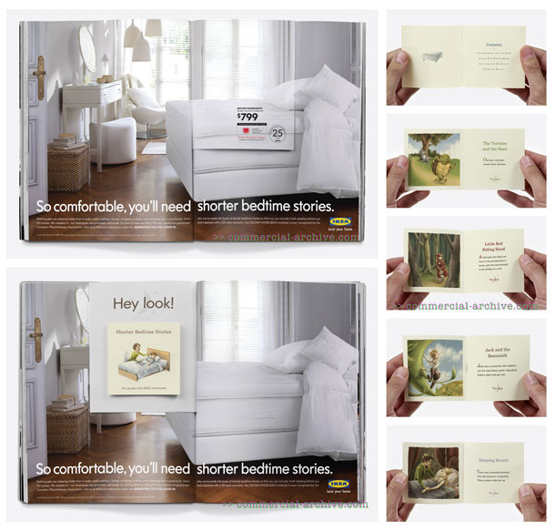 One Page Storybooks